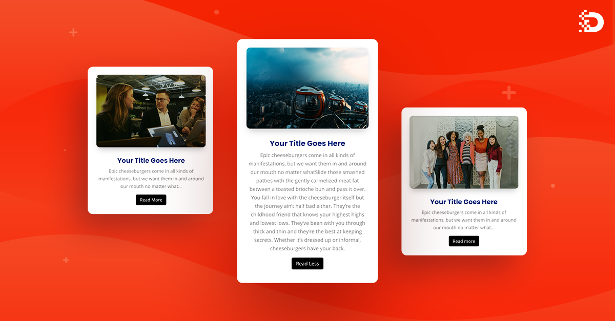 How to Add a Button to Reveal More Text in Divi
